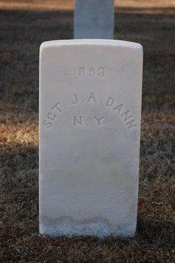 Sgt James A. Dann
