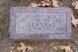 Infant Son Brannan