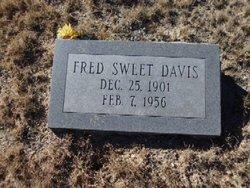 Fred Sweet Davis, Jr