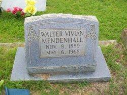 Walter Vivian Mendenhall