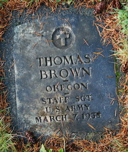 Thomas R Brown
