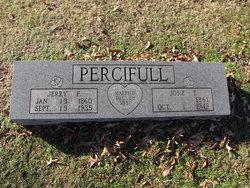 """Jerimiah Fuller """"Jerry"""" Percifull"""