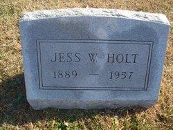 Jess W Holt