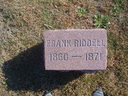 Frank Riddell