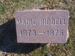 Madie Riddell