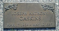 Joseph Anthony Gaskins