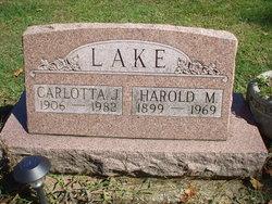 Carlotta J. Lake
