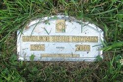 "Shirlene ""Susie"" <I>Brown</I> Newman"