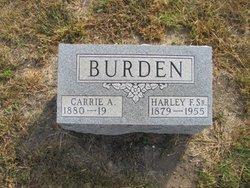 Harley F. Burden