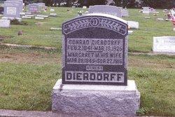 Anna Margaret <I>Koehler</I> Dierdorf