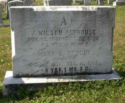Joseph Wilson Althouse