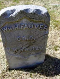 William H. Fauver