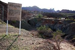 Picacho Mine Cemetery