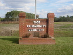 Tices Community Cemetery