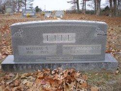 Doxie <I>Bedenbaugh</I> Fite
