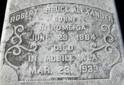 Robert Bruce Alexander