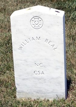 PVT William M Beal