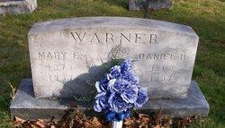 Mary E <I>Waltz</I> Warner