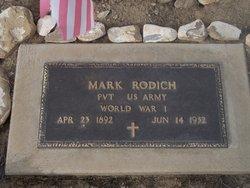 Mark Rodich