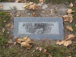 Fanny Irene Wilkerson