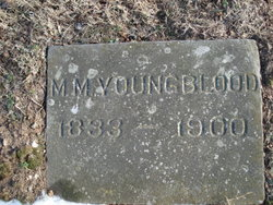 Malinda Melvina <I>Harrington</I> Youngblood