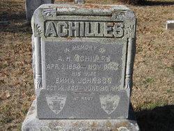 August Henry Achilles
