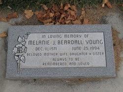 Melanie Jean <I>Beardall</I> Young