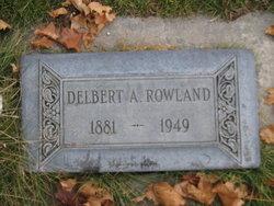 Dell Amasa Rowland
