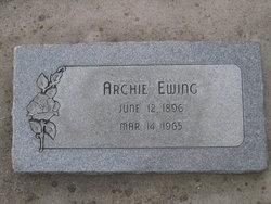 Archie Ewing