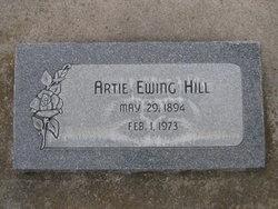Artie <I>Ewing</I> Hill