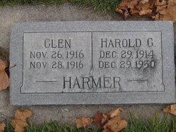 Harold G Harmer
