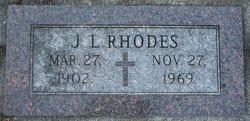 "James L. ""Joe"" Rhodes"