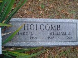 Mary Elizabeth <I>Vaught</I> Holcomb