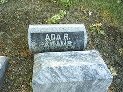 Ada R. <I>Overmyer</I> Adams