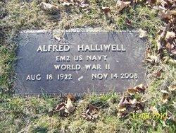 Alfred Halliwell, Jr