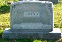 Hazel Gertrude <I>Smith</I> Ewing