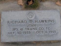 Richard David Hawkins