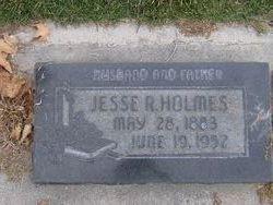 Jesse <I>Rainholt</I> Holmes