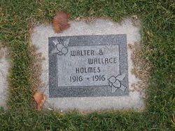 Walter Holmes
