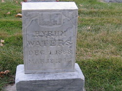 Hyrum Waters