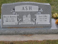 Eldon LeRoy Ash
