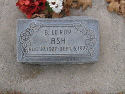 B Leroy Ash