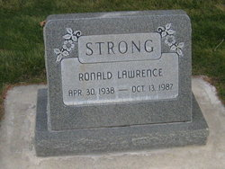 Ronald Lawerence Strong