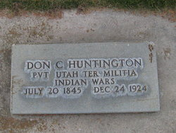 Don Carlos Huntington