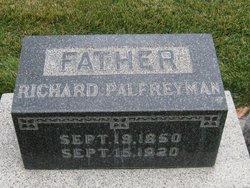 Richard Palfreyman