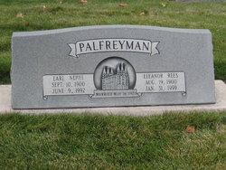 Earl Nephi Palfreyman