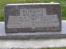 Lyman Lavon Robbins