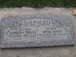 Elizabeth Eva <I>Mosley</I> Shepherd