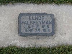 Elenor Palfreyman