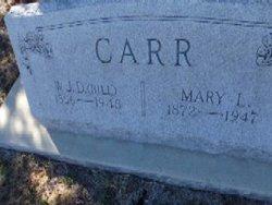 W. J. D. Carr